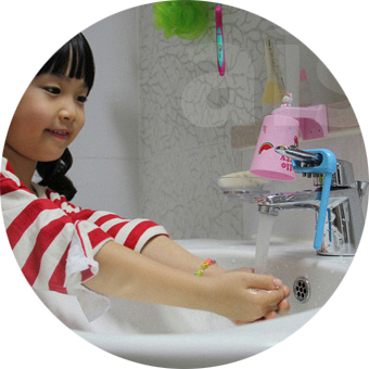 아이세이프몰-핫스톱(hs-110) 평가인증필수 어린이집 온수조절장치