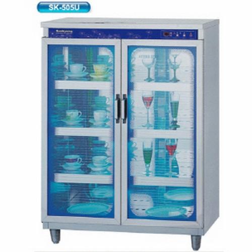 자외선소독기 > 컵소독기  자외선살균소독기(SK-505U) 컵280개 1000x430x1350(mm)