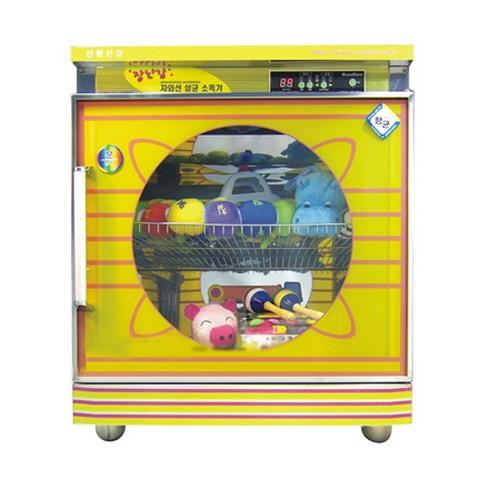 아이세이프몰-장난감소독기 1단(SW-600H) 자외선소독,건조 디지털,타이머기능